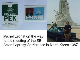 Lechat in N-Korea