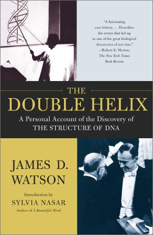 The Double Helix by James D Watson – book review
